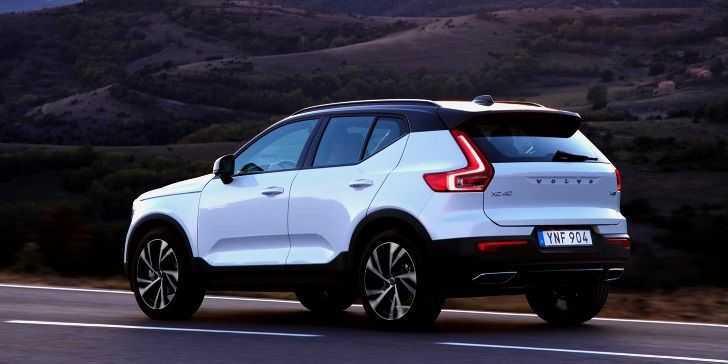 2019 Volvo Yeni XC40