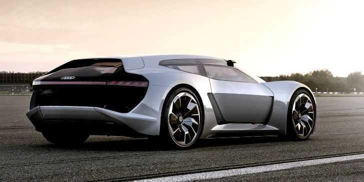 Audi PB 18 E-Tron Elektrikli Otomobil Tanıtıldı