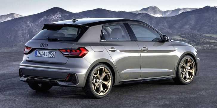 2019 Audi A1 Daha Büyük ve Daha Güçlü