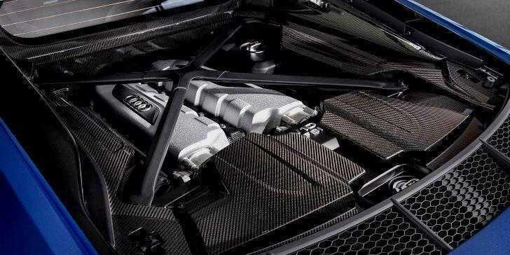 2019 Audi R8 Motor
