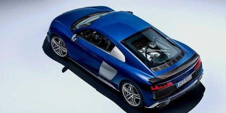 2019 Audi R8, 620 Beygirlik Güçle Geldi