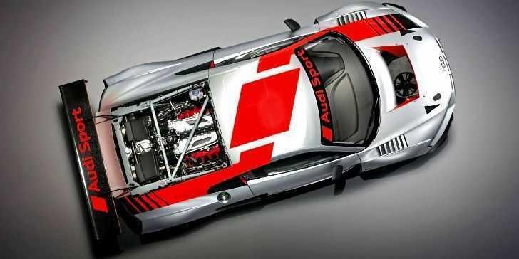 2019 Audi R8 LMS GT3 Paris'te Tanıtıldı