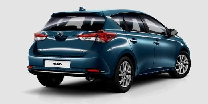 2019 Toyota Auris Gün Yüzüne Çıktı
