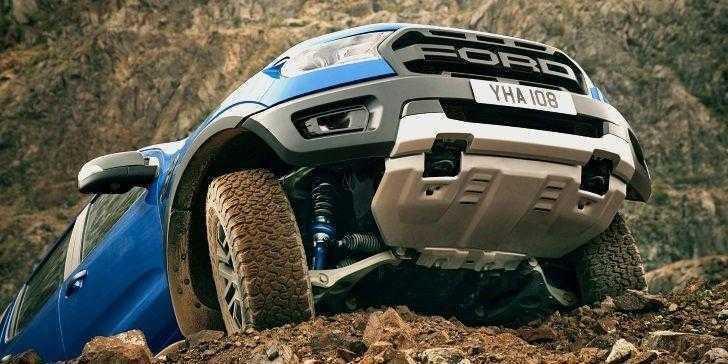 Ford Ranger Raptor Üretimi Başladı