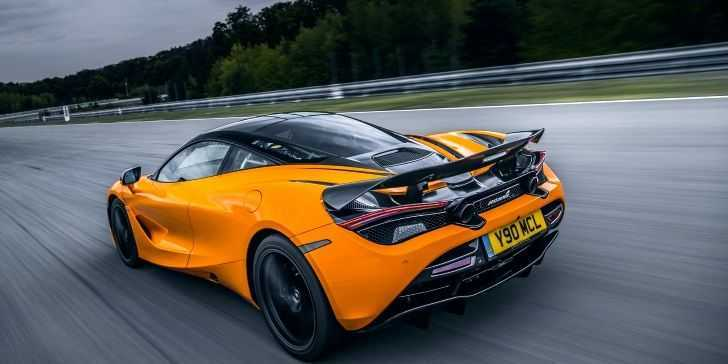 McLaren 720S Track Pack ile 24 kg Hafifledi