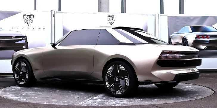 Peugeot e-Legend Heyecan Uyandırdı