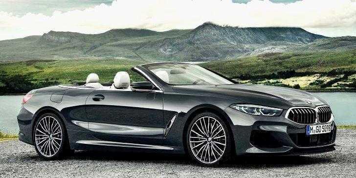 2019 BMW 8 Serisi Convertible Tanıtıldı