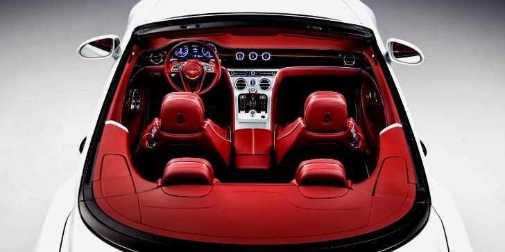 2019 Bentley Continental GT Convertible Tanıtıldı
