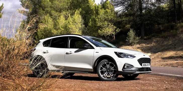 Ford Focus Active Ailesinin En Yeni İki Üyesi Tanıtıldı