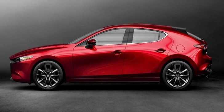 2019 Mazda 3 ve Mazda 3 Sedan