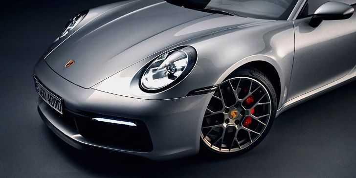 2019 Porsche 911 Daha Güçlü ve Daha Hızlı
