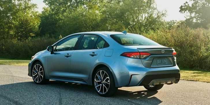 2019 Toyota Corolla Kapsamlı Değişikliklerle Geldi