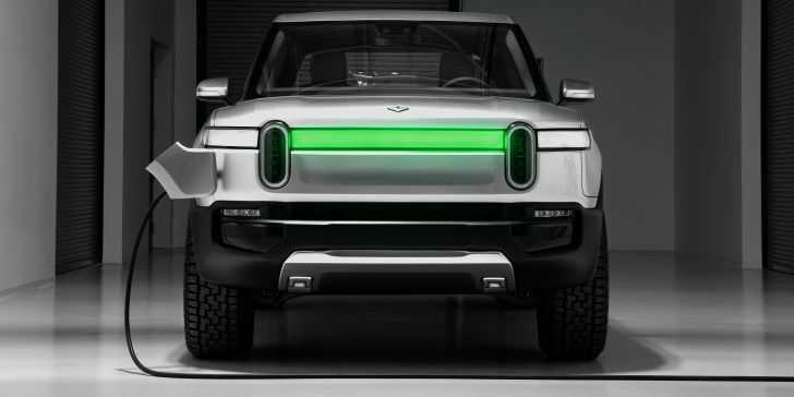 Göz Dolduran Elektrikli Pick-up Rivian R1T Tanıtıldı