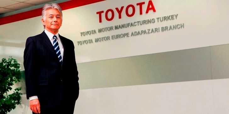 Toyota Otomotiv Sanayi Türkiye CEO'su Hiroshi Kato