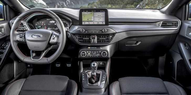Yeni Ford Focus Konsol