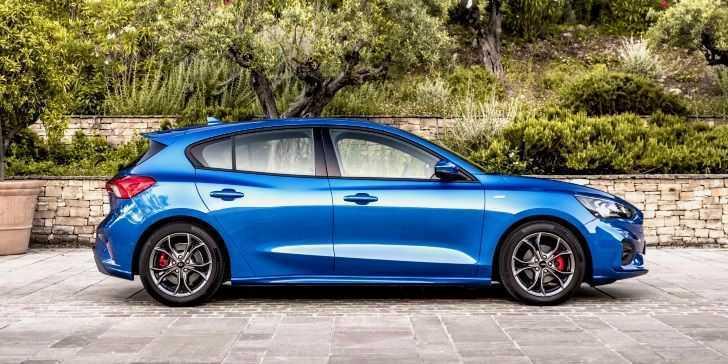 Yeni Ford Focus Yan