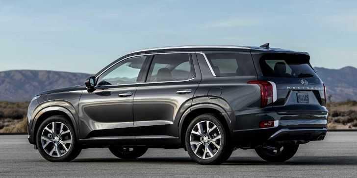 Hyundai'nin 7 Kişilik SUV Modeli Palisade Tanıtıldı