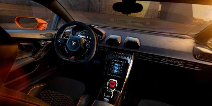 Lamborghini Huracan Evo Tanıtıldı