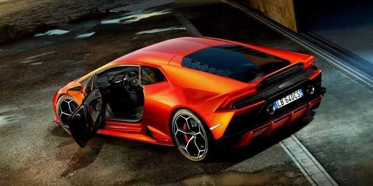 2020 Lamborghini Huracan Evo Tanıtıldı