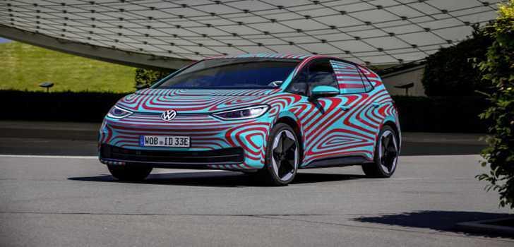 Volkswagen Elektrikli Araç Üretime Başlıyor